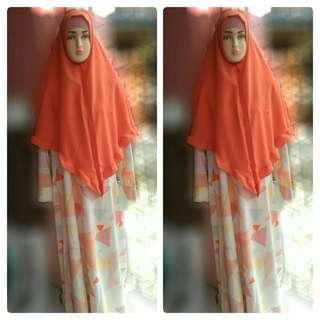 Gamis orange