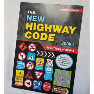 Driving Test Book