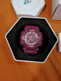 Casio Baby G Model No. 5338