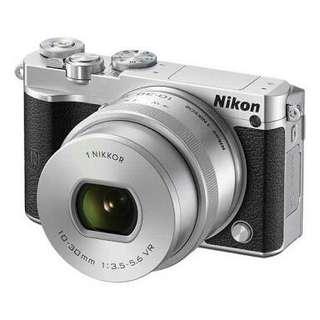 Nikon J5 Bisa credit cukup 3menit dp 199k