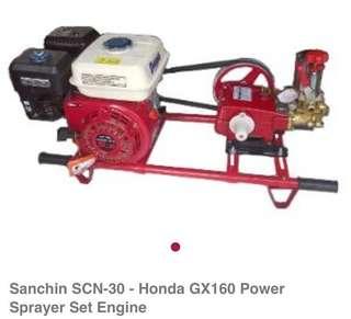Mesin Cuci Motor