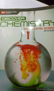Chemistry Combined Science Textbook (Express)