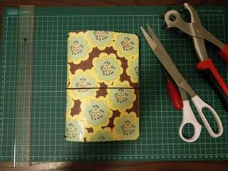 🐞Handmade B6 Traveler's Notebook covers