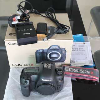 Canon 5Dsr - Body Only - Excellent Condition