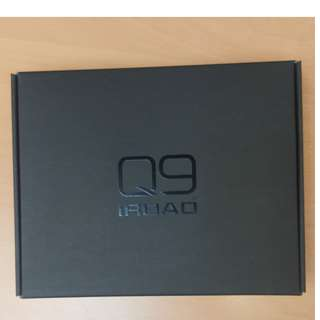 *SEALED* Brand New iRoad Q9 Dash Cam (Front and Back)