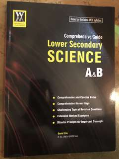Lower Secondary Science Guide