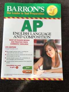 Barron's AP English Language and Composition