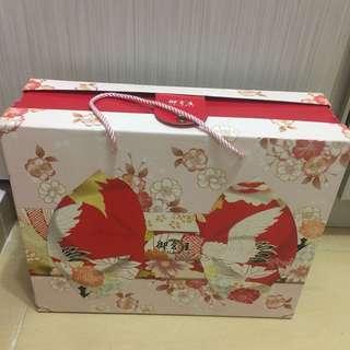 Okuraya beautiful gift box