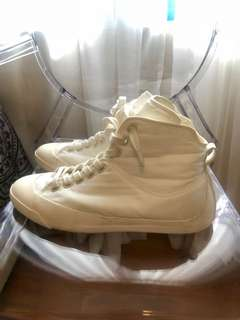 Uniqlo Lemaire White High Cut Sneakers
