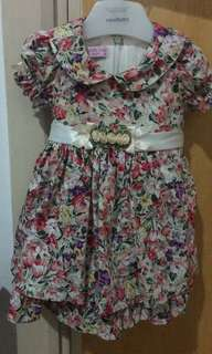 [PL] Lovely lace dress XS (~ 1_6M)