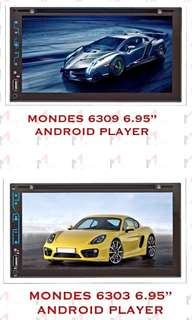 Universal Android Player with 1 year warranty