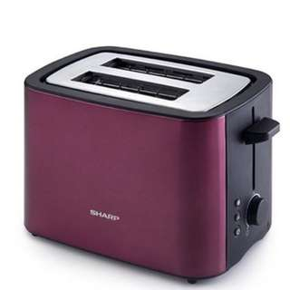 SHARP Sandwich Premium Toaster [KZ-200LP(K)]