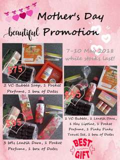 Mothers Day Promotion!