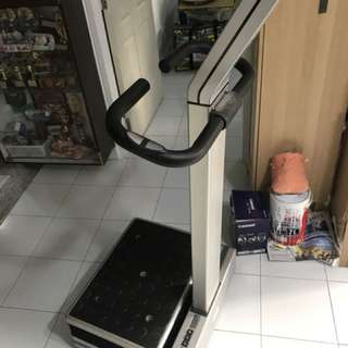 OTO shaking vibration exercise machine