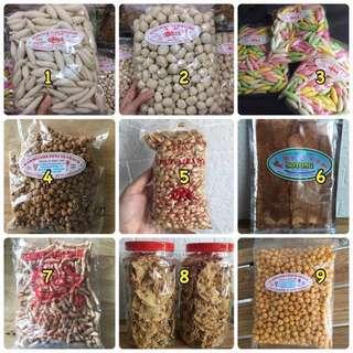 Indonesian Snacks (Pre-Order)