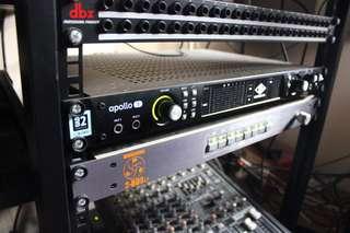 Dijual Dangerous Music 2 Bus LT Summing Mixer berikut kabel, kondisi sangat baik sekali.