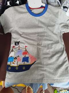 Boy Pirate Ship Suit