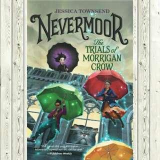 Premium ebook - Nevermoor : The trials of morrigan crow