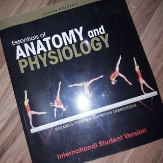 Essentials of Anatomy & Physiology 9th Edition (Tortora & Derrickson)