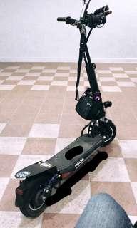 Escooter speedway 4 futecher 26ah 52v modded ex motor