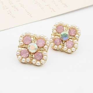 <Free Postage> Women's Fashion Earrings E6980
