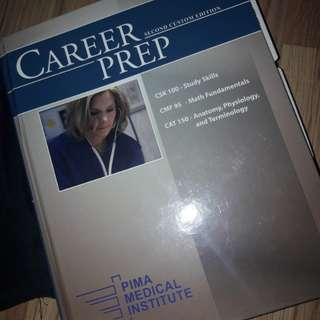 Career Prep 2nd Custom Edition
