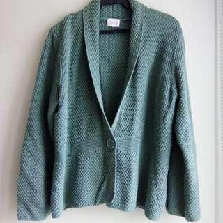 East UK Knit Cardigan