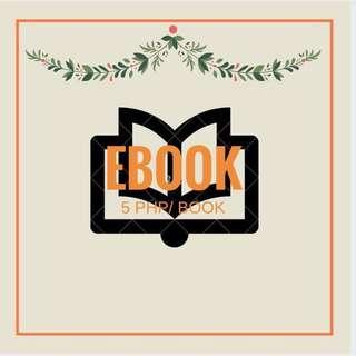 E-books!