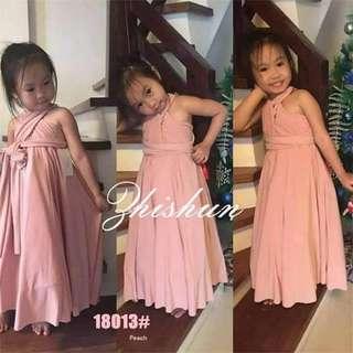 ☘️Infinity Dress for Kids ☘️
