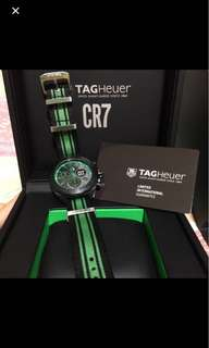 Tag Heuer CR7 Limited Watch