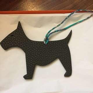 Hermes Petit H charm Dog