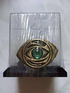 Infinity stone: Time stone (Eye of Agamotto)