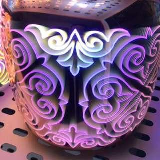 Unique 3D decorative light ( 3w-40w)