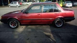 Toyota corolla 1988 M tip top
