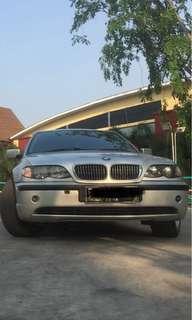 Bumper BMW E46