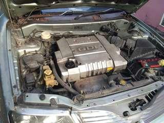 Waja 1.8 Mitsubishi GDI