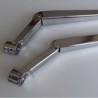Wiper arm Chrome Perodua Alza