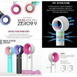 韓國Zero 9 無葉風扇