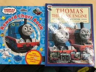 Thomas the tank enginex2