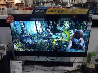 Kredit LED Sony 65inch gratis 1x cicilan
