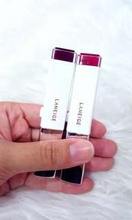 Laneige Two Tone Lipstick × each