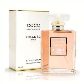 Coco Chanel Mademoiselle 100ml EDP