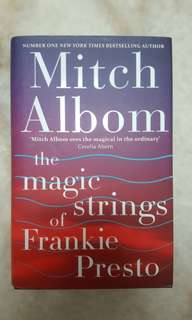 Mitch Albom-the magic strings of frankie presto