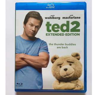 Ted 2 Blu Ray