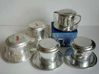 全新越南滴滴咖啡過濾杯