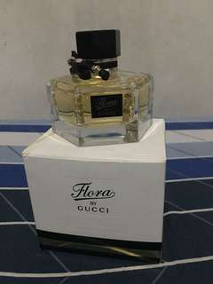 Flora perfume by gucci
