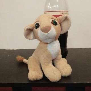 1993 vintage lion king toy