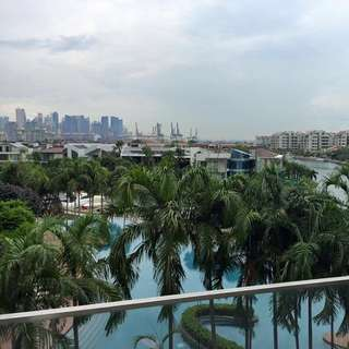 Sentosa Sea View Condo For Rent Near Vivo City 2, 3 Bedrooms, Penthouses Penthouse Condominium Available For Rent