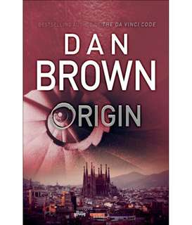 Dan Brown - Origin - ebook and audiobook