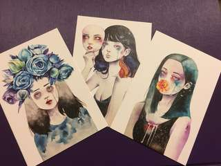 Art Prints/Postcards
